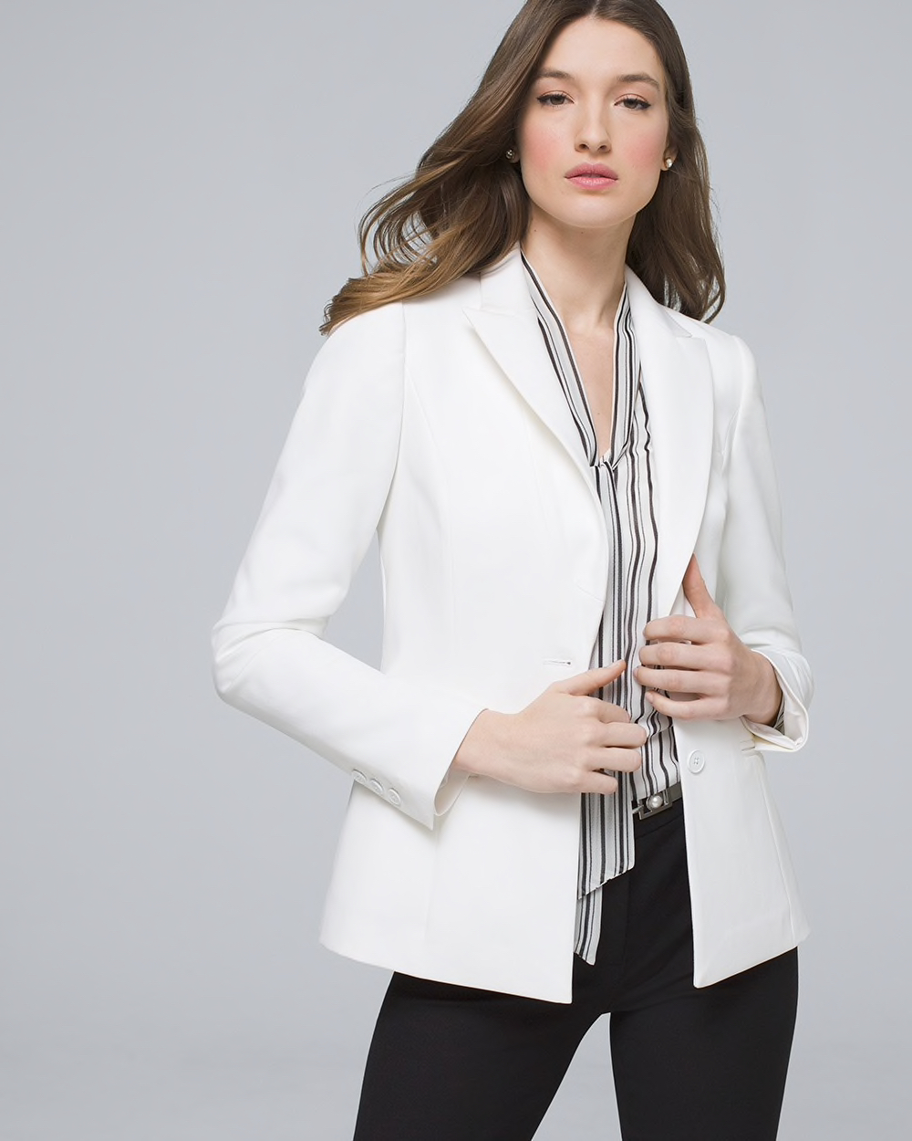 Capsule Wardrobe Jackets Comfort Stretch Blazer Jacket