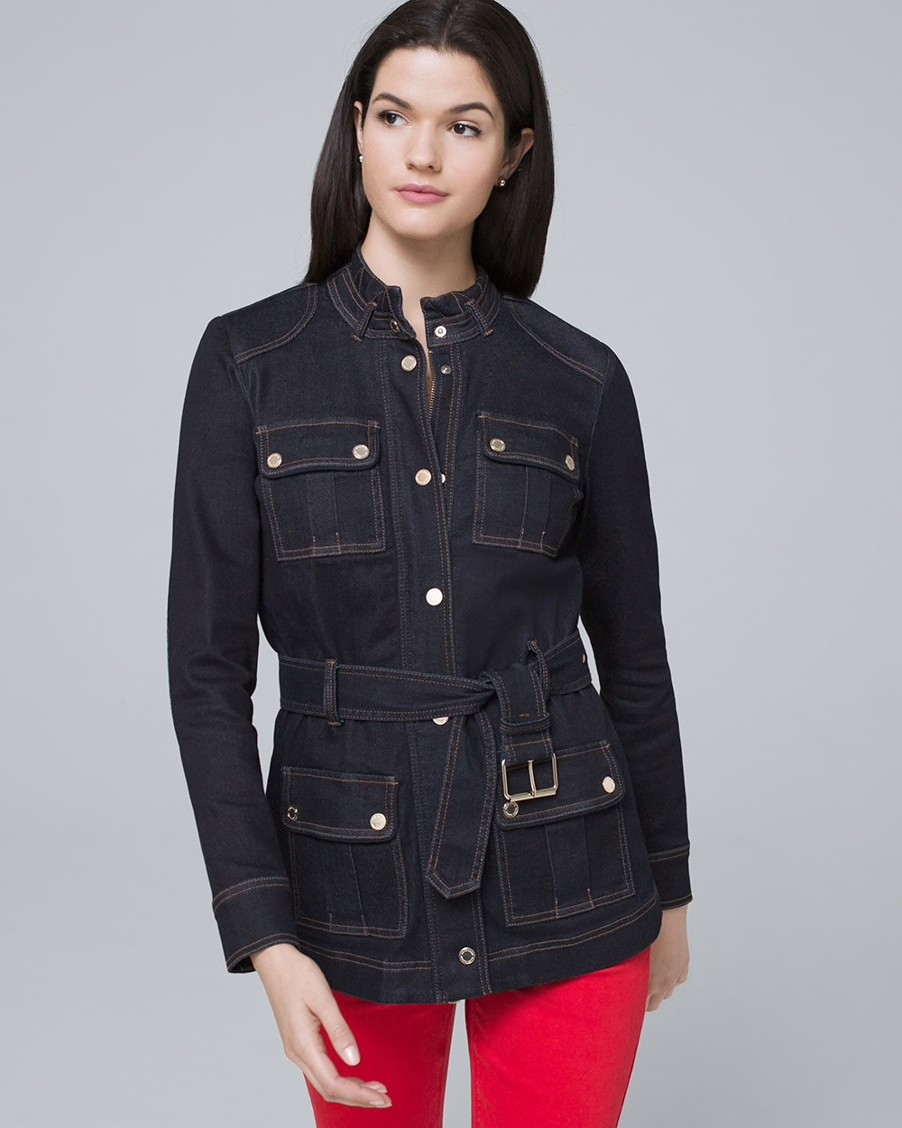 Capsule Wardrobe Jackets Denim Jacket