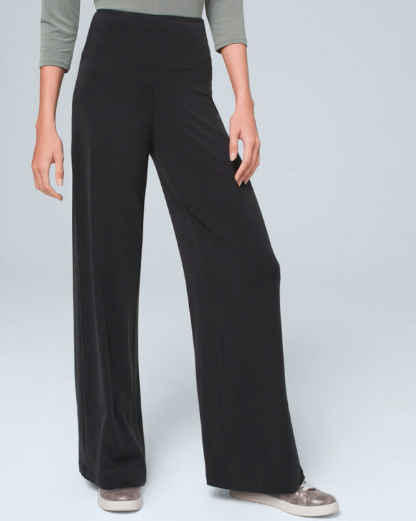 wide leg women's dress pants are perfect for work